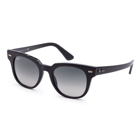 Ray-Ban // Men's RB2168-901-7150 Meteor Sunglasses // Black + Black Iridium