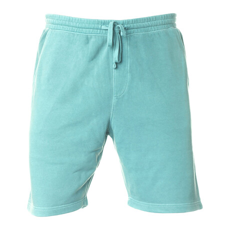 Digment Dyed Shorts/ Mint (S)