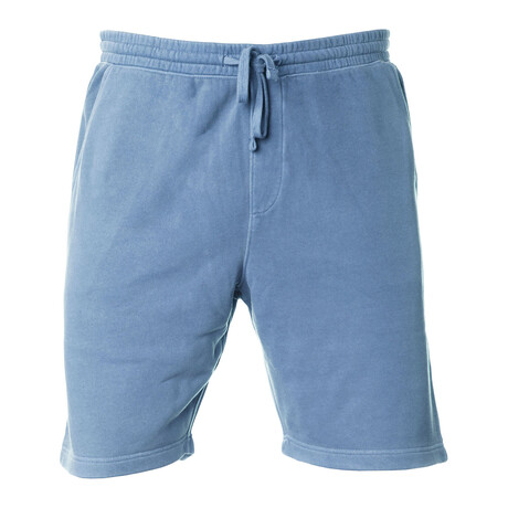 Pigment Dyed Shorts // Denim (S)