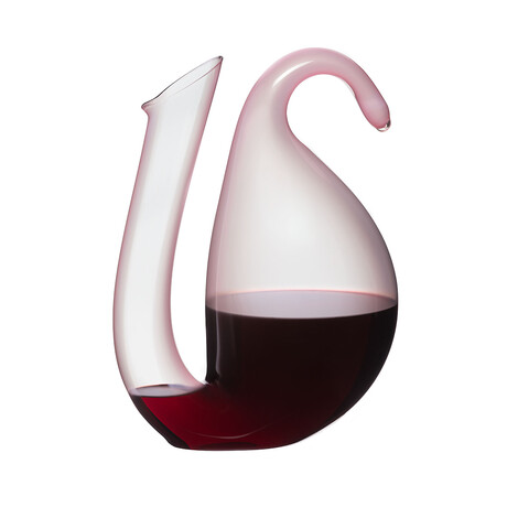 Ayam Decanter // 102.25 oz // Rose