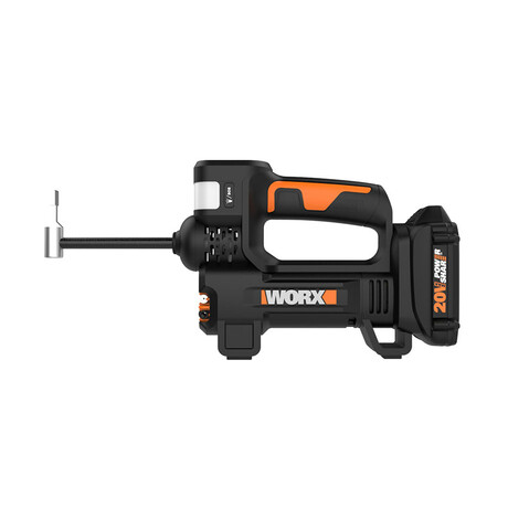 WORX 20V Power Share Cordless Inflator With Light