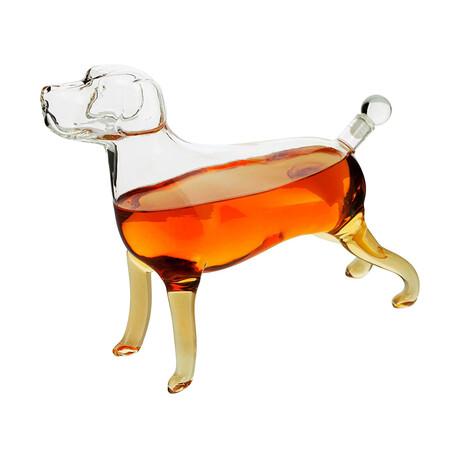Labrador Whiskey Decanter
