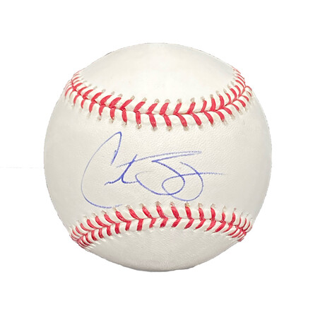 Curt Schilling // Signed Baseball // Boston Red Sox