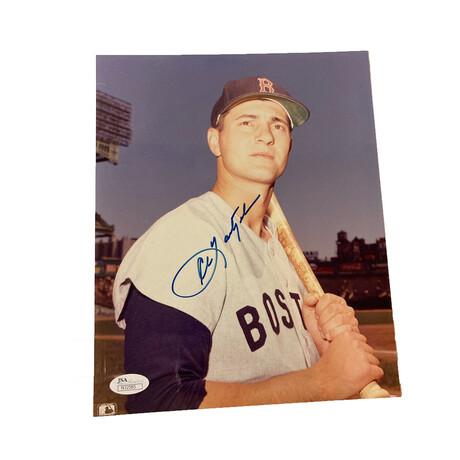 Carl Yastrzemski // Signed // Boston Red Sox