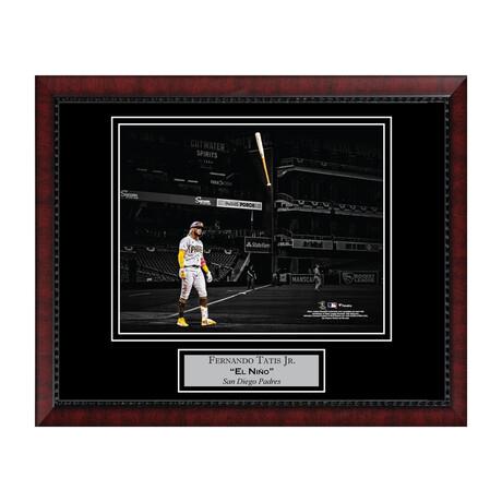 Fernando Tatís Jr. // Framed + Unsigned // San Diego Padres