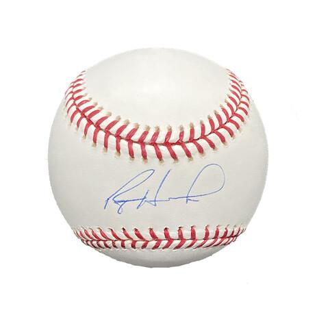 Ryan Howard // Signed Baseball // Philadelphia Phillies