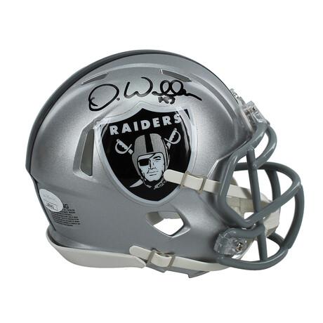 Darren Waller // Signed Las Vegas Raiders Mini Helmet
