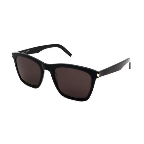 Yves Saint Laurent // Men's SL281SLIM-001 Sunglasses // Black