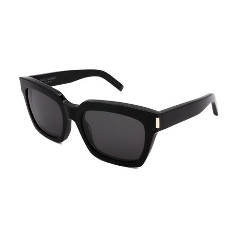 Yves Saint Laurent // Women's SLBOLD1-002 Sunglasses // Black