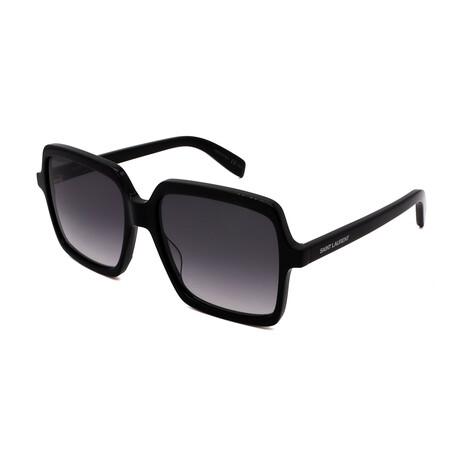 Women's SL174-001-56 Sunglasses // Black
