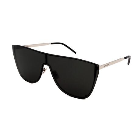 Yves Saint Laurent // Unisex SL1-BMASK-002 Sunglasses // Black