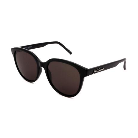 Unisex SL317-001-55 Sunglasses // Black