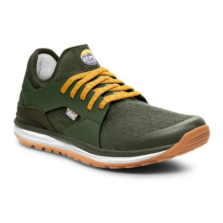 Men's Mesa Shoes // Forest (Size 6.5)