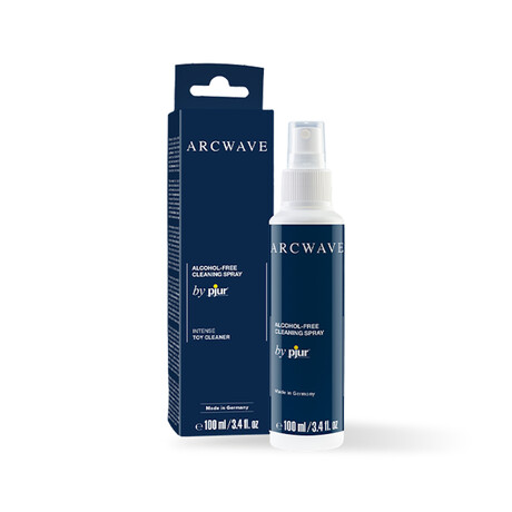 Arcwave Toy Cleaner // Alcohol-Free Cleaning Spray // 100ml