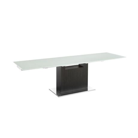 HANNAH XL // Motorized Extendable Dining Table