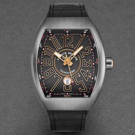Franck Muller Vanguard Automatic // 45SCBLKBLKBRGD