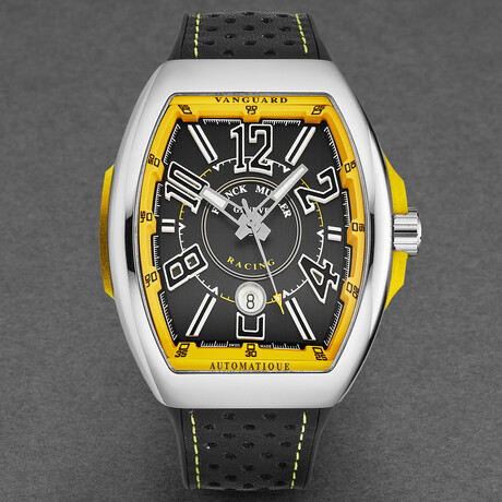 Franck Muller Vanguard Racing Automatic // 45SCRACINGBLKYL