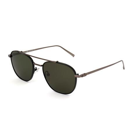 Men's SF200S Sunglasses // Shiny Gunmetal