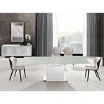 VALERIA XL // Motorized Extendable Dining Table