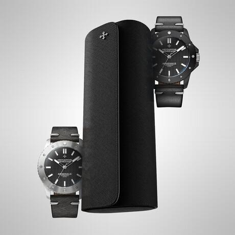 Meccaniche Veneziane Arsenale // 2 Watches + 1 Watch Roll