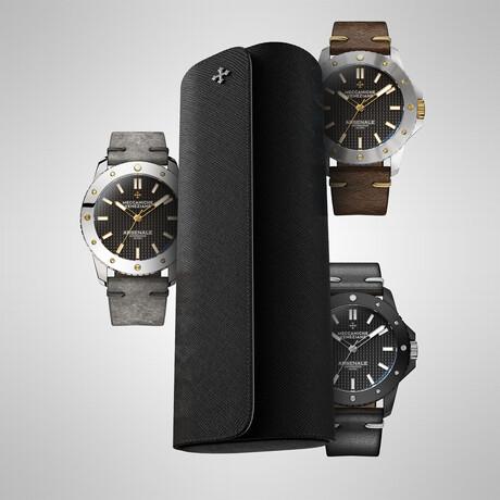 Meccaniche Veneziane Arsenale // 3 Watches + 1 Watch Roll