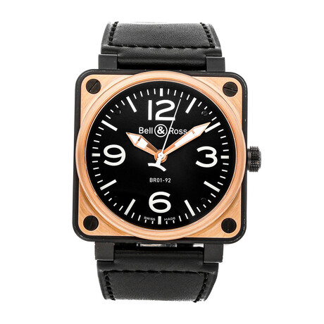 Bell & Ross Automatic // BR0192-BICOLOR // Pre-Owned