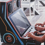 iiRcade Home Arcade System // Tabletop Game + Stand