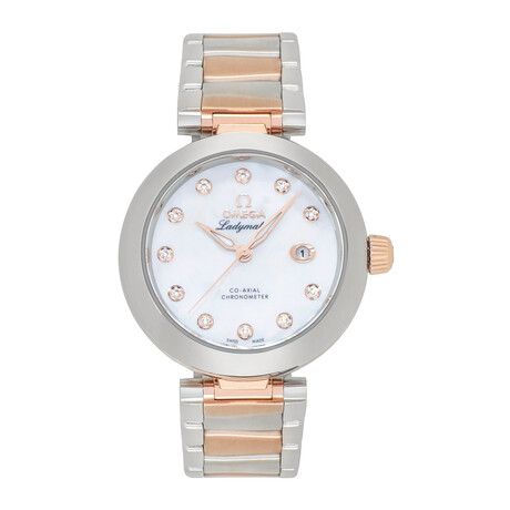 Omega Ladies De Ville Ladymatic Automatic // 425.20.34.20.55.004 // Store Display