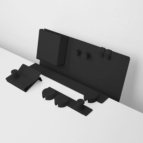 The Rack Series Bundle // Black