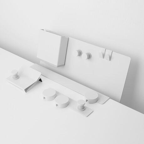 The Rack Series Bundle // White