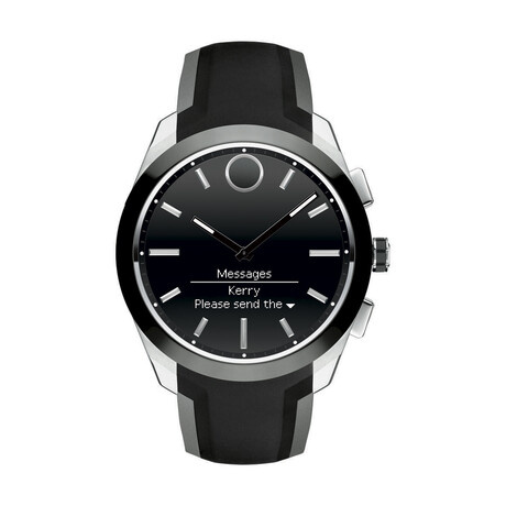 Movado Bold Connected II Quartz // 3660012 // Pre-Owned
