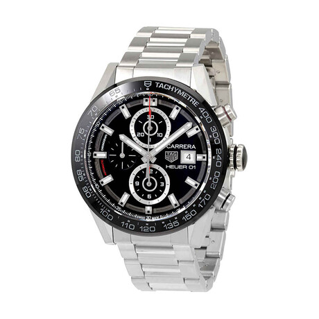 Tag Heuer Carrera Automatic //  CAR201Z.BA0714 // Pre-Owned