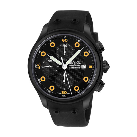 Gevril Canal St Chronograph Swiss Automatic // 46103