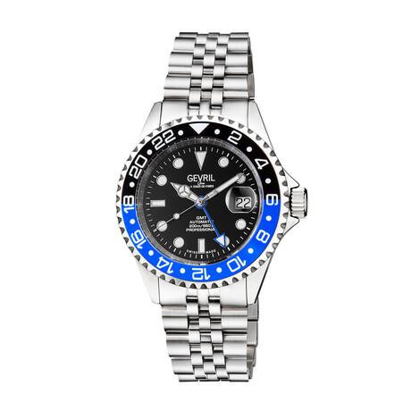 Gevril Wall Street GMT Swiss Automatic // 4953B