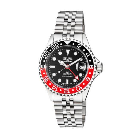 Gevril Wall Street GMT Swiss Automatic // 4954B