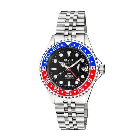 Gevril Wall Street GMT Swiss Automatic // 4952B