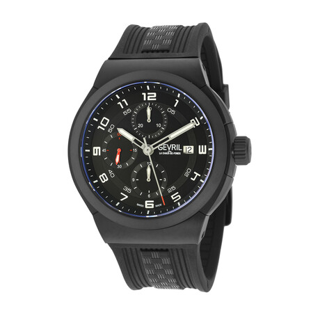 Gevril Canal St Chronograph Swiss Automatic // 46105