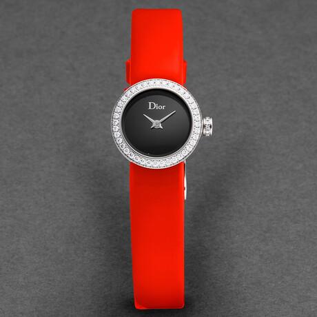 Dior Ladies La D De Dior Mini Quartz // CD040110A010