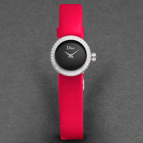 Dior Ladies La D De Dior Mini Quartz // CD040110A011