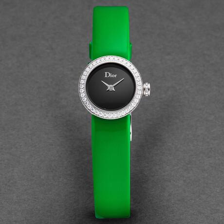 Dior Ladies La D De Dior Mini Quartz // CD040110A019