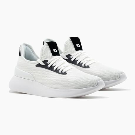Duxs Runners // White + Black (US: 6)