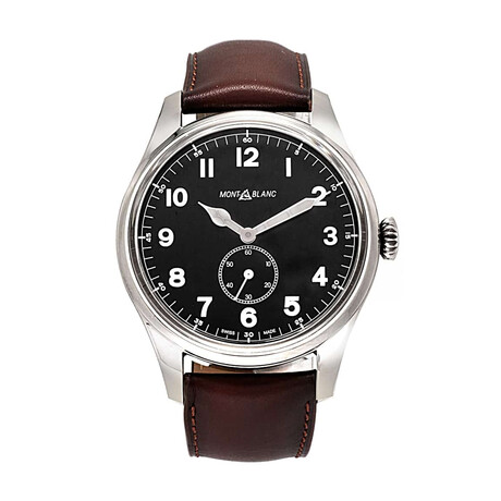 Montblanc 1858 Automatic // 115073 // Store Display
