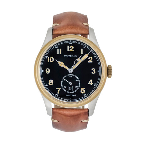Montblanc 1858 Automatic // 116479 // Store Display