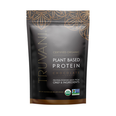 Chocolate Protein Powder // 670g