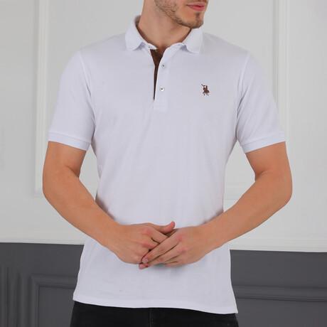 Kasper Polo // White (Small)