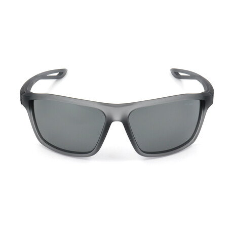 Men's Legend EV1061 Matte Sunglasses // Wolf Gray + Silver
