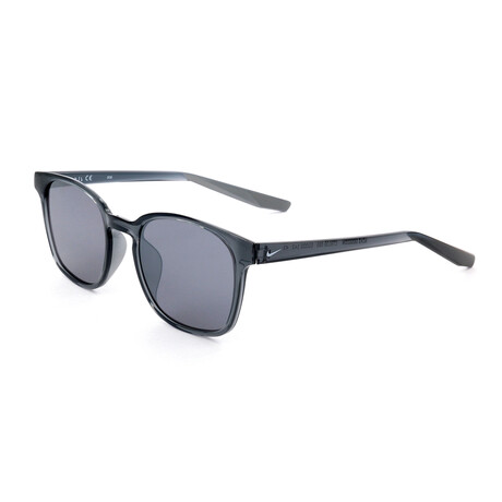 Men's Session CT8129 Sunglasses // Dark Gray + Silver