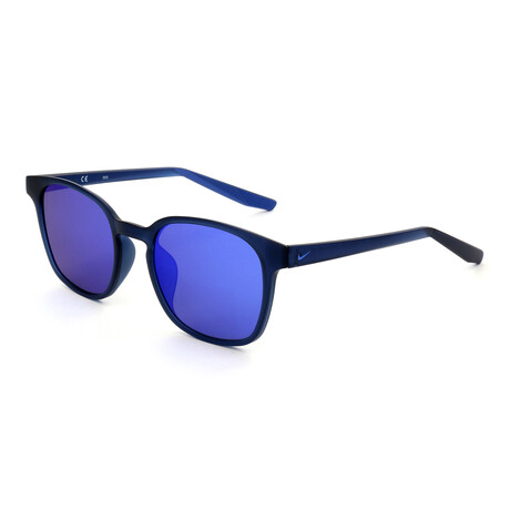 Men's Session CT8128 Matte Sunglasses // Midnight Navy
