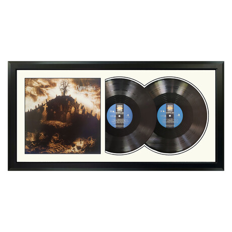 "Cypress Hill ""Black Sunday"" Framed Double Record (White)"