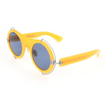 Unisex CKNYC1877SR Sunglasses // Milky Orange